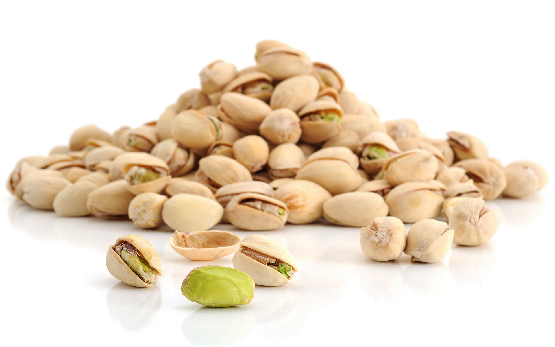 nuts-pistachio-nuts-tasty-many-white-background